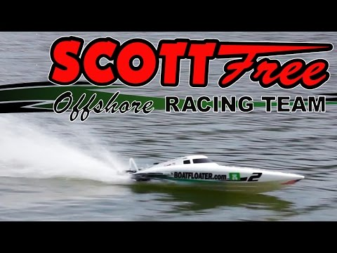 HK Marine ScottFree Offshore Racing Boat - HobbyKing Product Video