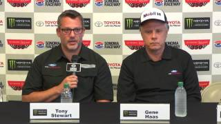 Tony Stewart offers his take on JGR