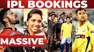 Mumbai Dhan CSK ku Tough'u – Marana Mass IPL Ticket Bookings