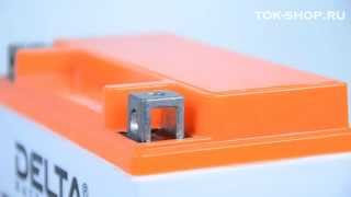 Delta CT 1209 - відео огляд AGM акумулятори