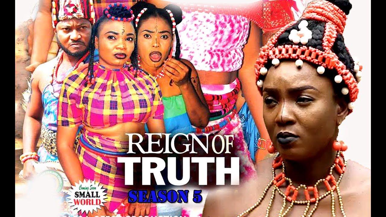 Download Reign Of Truth Season 5 - Chioma Chukwuka Akpotha 2017 Newest   Latest Nigerian Nollywood Movie 2017