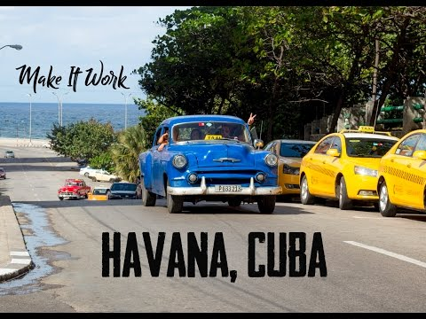 Dancing Salsa In The Streets Of Cuba - Best Places To See In Havana, Cuba