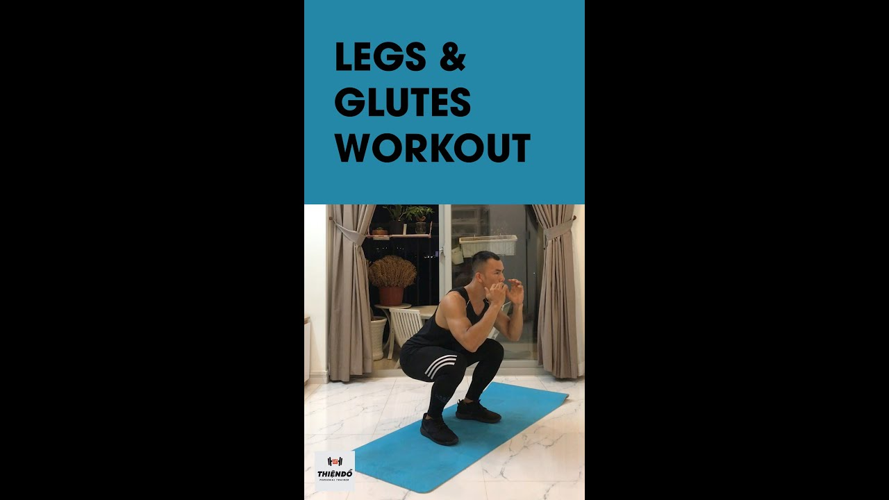 LEGS & GLUTES WORKOUT