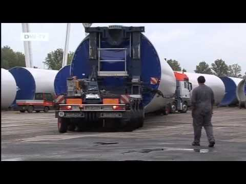 SIAG: Wind Turbine Constructors Go Offshore | Made in Germany