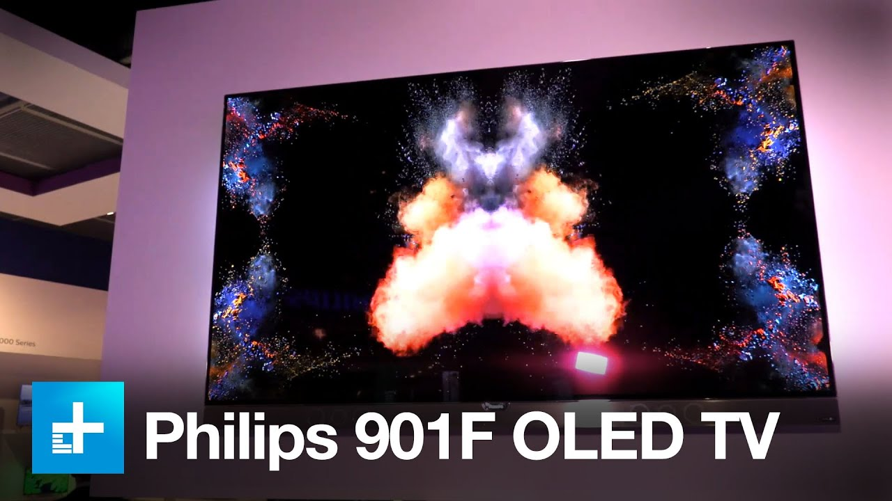 philips 901f oled tv hands on ifa 2016 youtube. Black Bedroom Furniture Sets. Home Design Ideas