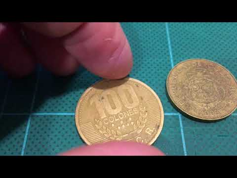 Costa Rica Coins