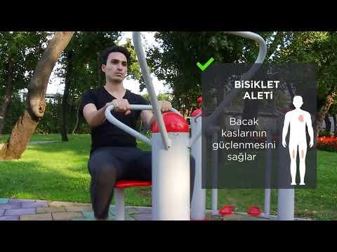 Sokak Egzersizleri | Bisiklet Aleti