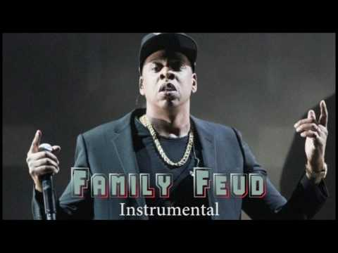 Jay-Z ~ Family Feud (Instrumental) REMAKE