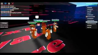 roblox prison life hacked 1x1x1x1 wrecked prison life