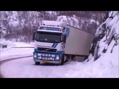 Norway Truck Crashes and Bad Weather Conditions