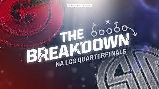 Video The Breakdown with Zirene: Definitely NOT another TSM Breakdown (NA LCS Quarterfinals) download MP3, 3GP, MP4, WEBM, AVI, FLV Agustus 2018