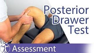 Posterior Drawer Test⎟Posterior Cruciate Ligament