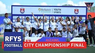 Highlights | Aizawl School Girls Final
