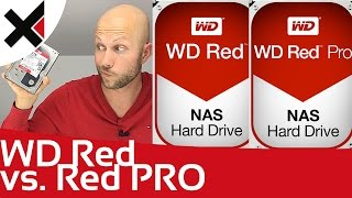 WD Red oder WD Red Pro für mein NAS? Festplatten Vergleich | iDomiX