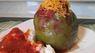How To Make Italian Stuffed Peppers Recipe ~ The Best!