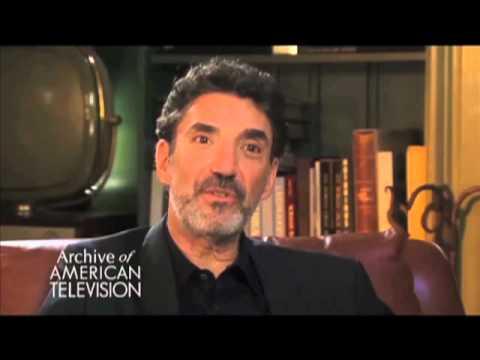 """Chuck Lorre on writing a spec script for """"The Golden Girls"""" - EMMYTVLEGENDS.ORG"""