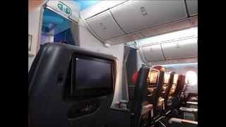 TRAVEL REPORT – AIR CANADA 787-9 AC1137 YYZ-YVR