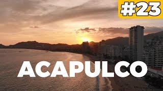 ACAPULCO ES SEGURO PARA UN TURISTA? - #23 Hi Explorers