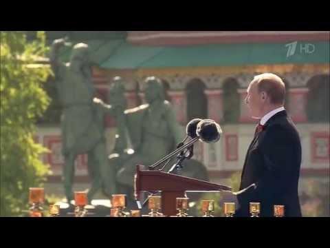 VICTORY PARADE ANTHEM 2014 SOVIET RUSSIAN