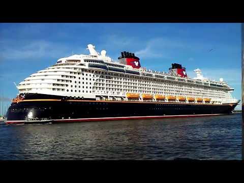 Disney Dream Builder:  Meyer Werft, Papenburg, Germany sailing on101617 @ 1650