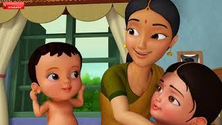 আমার প্রিয় মা I Love My Maa   Bengali Rhymes for Children   Infobells