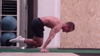 Road To Advanced Tuck Planche PART 2