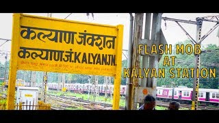 Flash Mob Kalyan Station - Vibgyor offical video