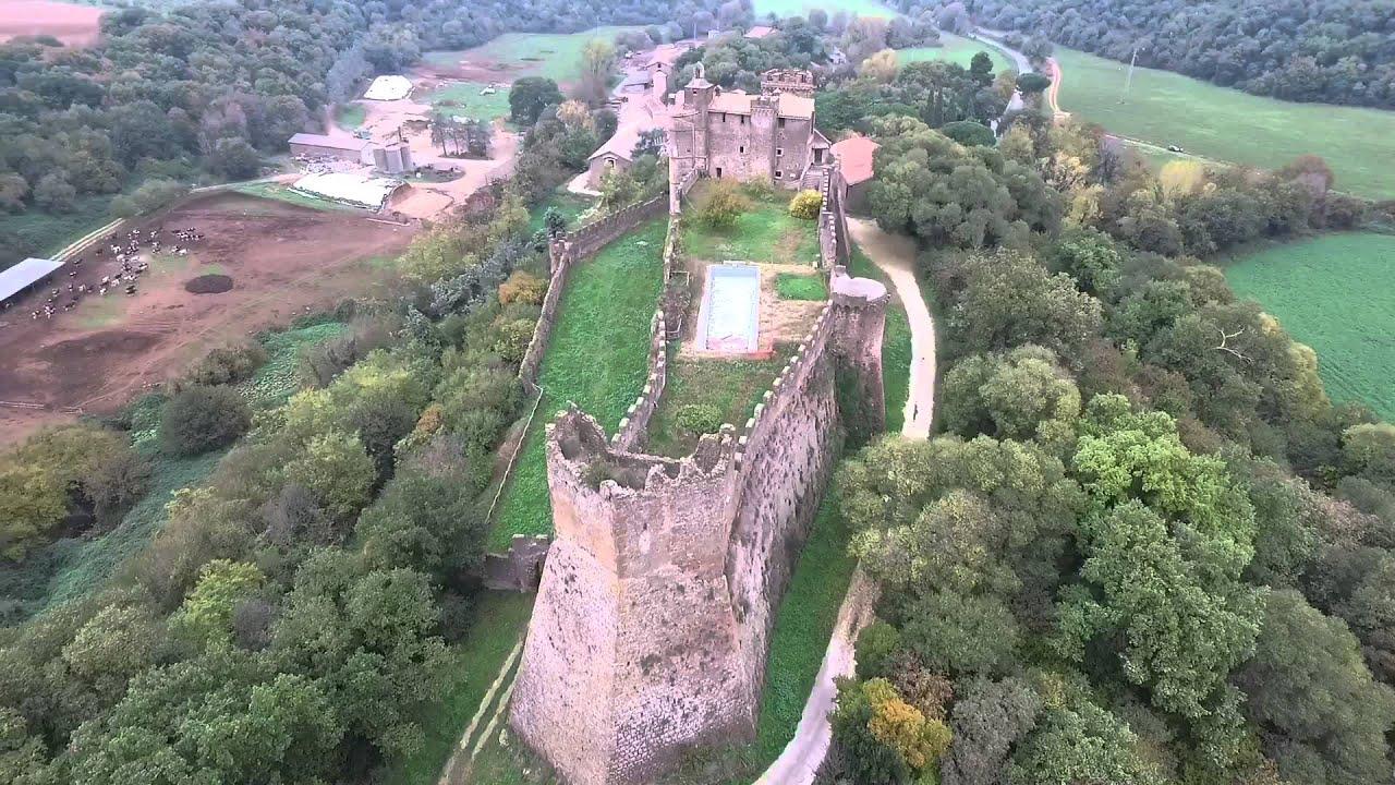 Castello di lunghezza youtube for Disegni casa castello