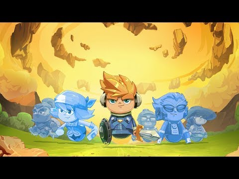 Next Up Hero   Official Release Trailer