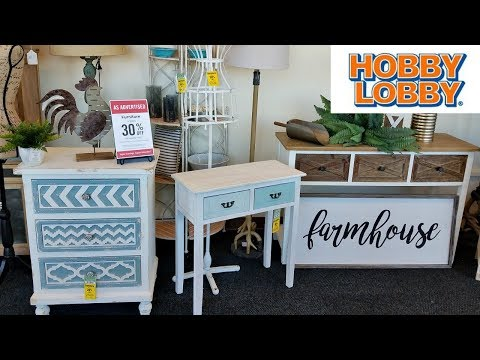 Shop With ME HOBBY LOBBY FUNITURE DECOR WALL DECOR JANUARY 2018