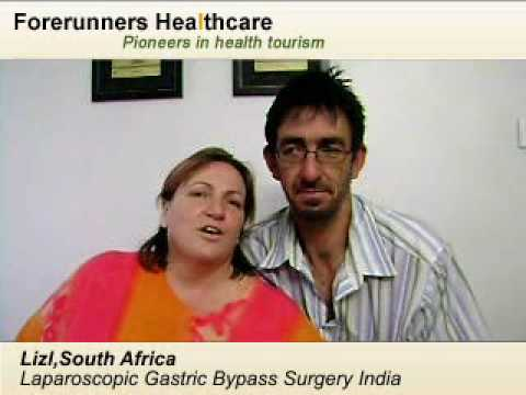 Lizl South Africa Laparoscopic Gastric Bypass Surgery India