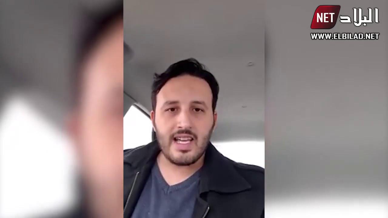 طبيب جزائري يحذّر المواطنين من ارتداء الكمامات والقفازات الواقية  شاهد