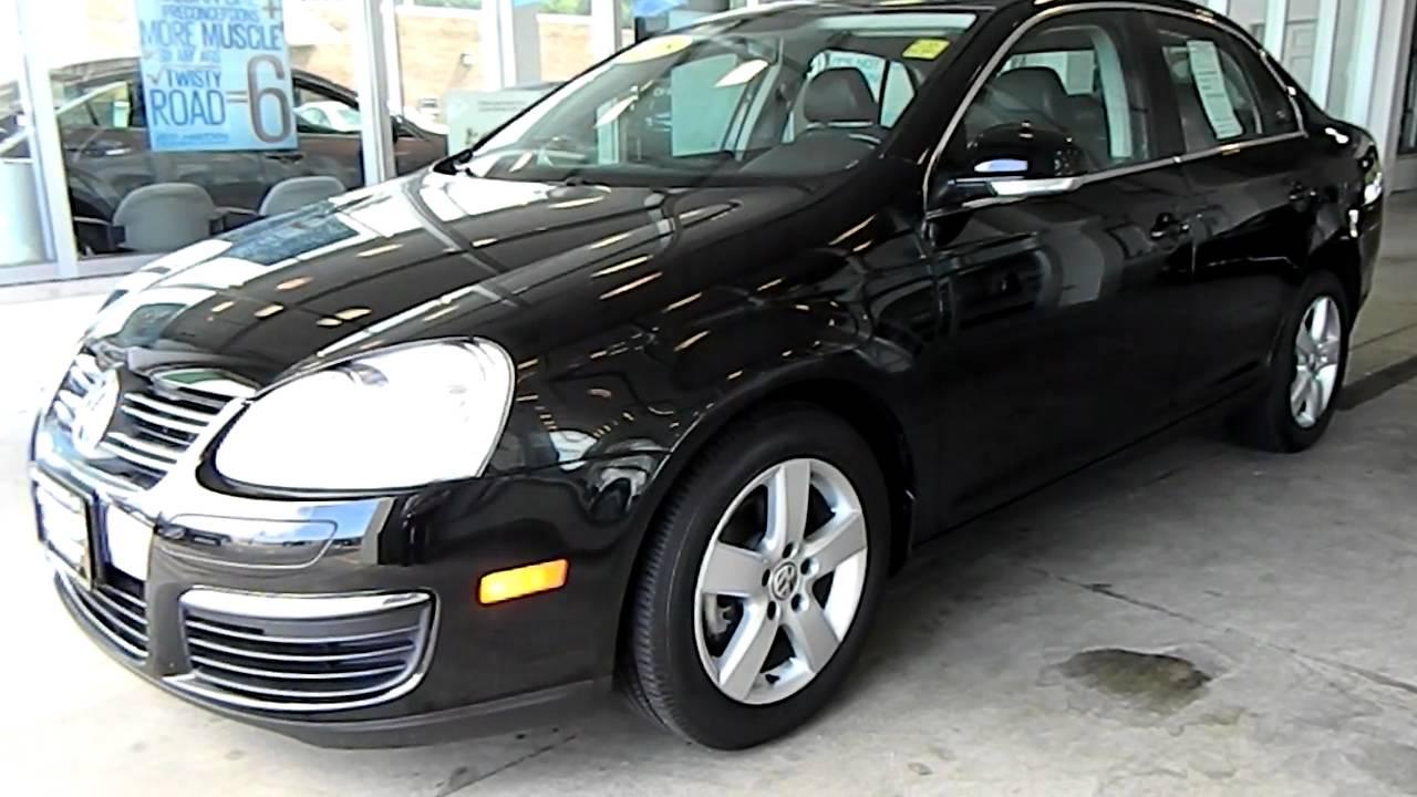 Black 2008 Vw Jetta 2 5 Se   Eastside Volkswagen In