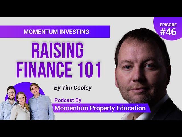 Venture Capital 101 - Tim Cooley