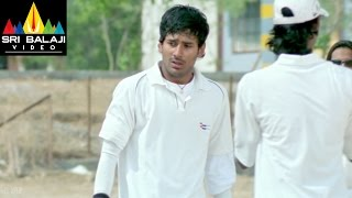 Happy days movie seniors vs juniors cricket match scene | varun sandesh,tamannah | sri balaji video