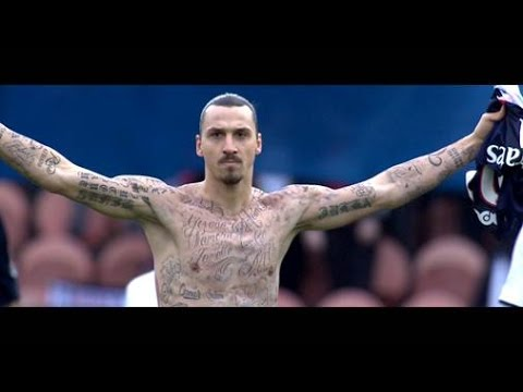 805 Million Names – Zlatan Ibrahimović