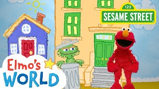 Sesame Street: Homes | Elmo's World