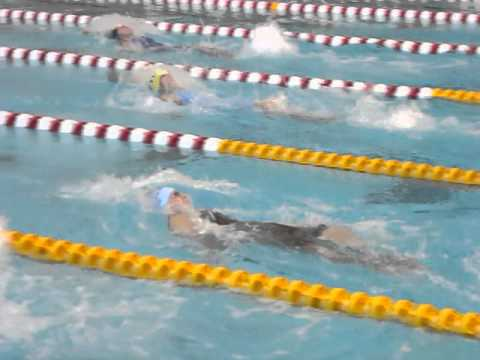 Alison Moore 50m Backstroke- 2014 USMS Summer Nationals,Maryland