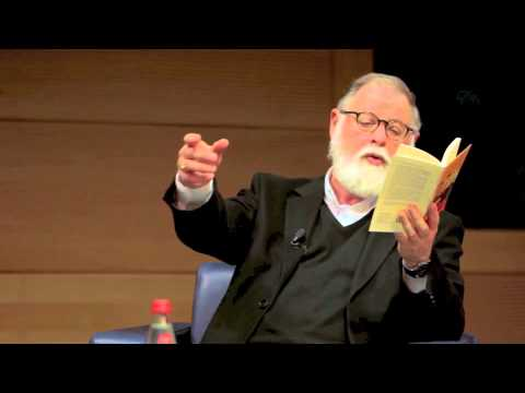 Alberto Manguel  à l'Institut Pierre Werner: Lecture
