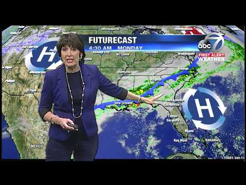First Alert Weather - 11pm Saturday February 24, 2018