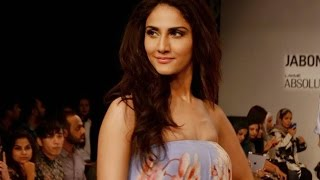 Vaani Kapoor Images at Lakme Fashion Week 2015