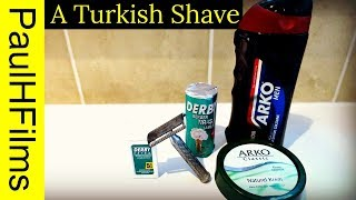 A Turkish Shave