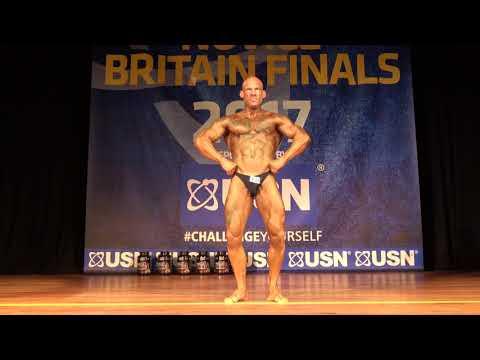 Compulsory – Class 2 - USN NABBA Novice Britain Final 2017