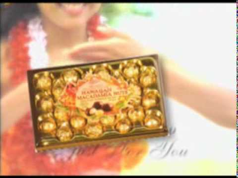 15 Sec TV Commercial of Prince of Peace Macademia Nuts Chocolates (Mandarin Version) 2009