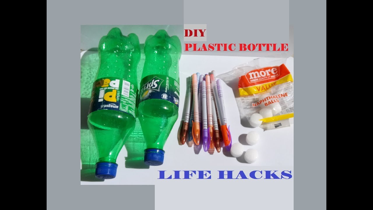 3 new useful plastic bottle life hacks diy plastic for Best out of plastic