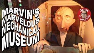 Worlds Most Wonderful and Bizarre Animatronics - Return to Marvin's