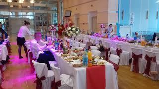 Свадебное оформление зала в 2018 году