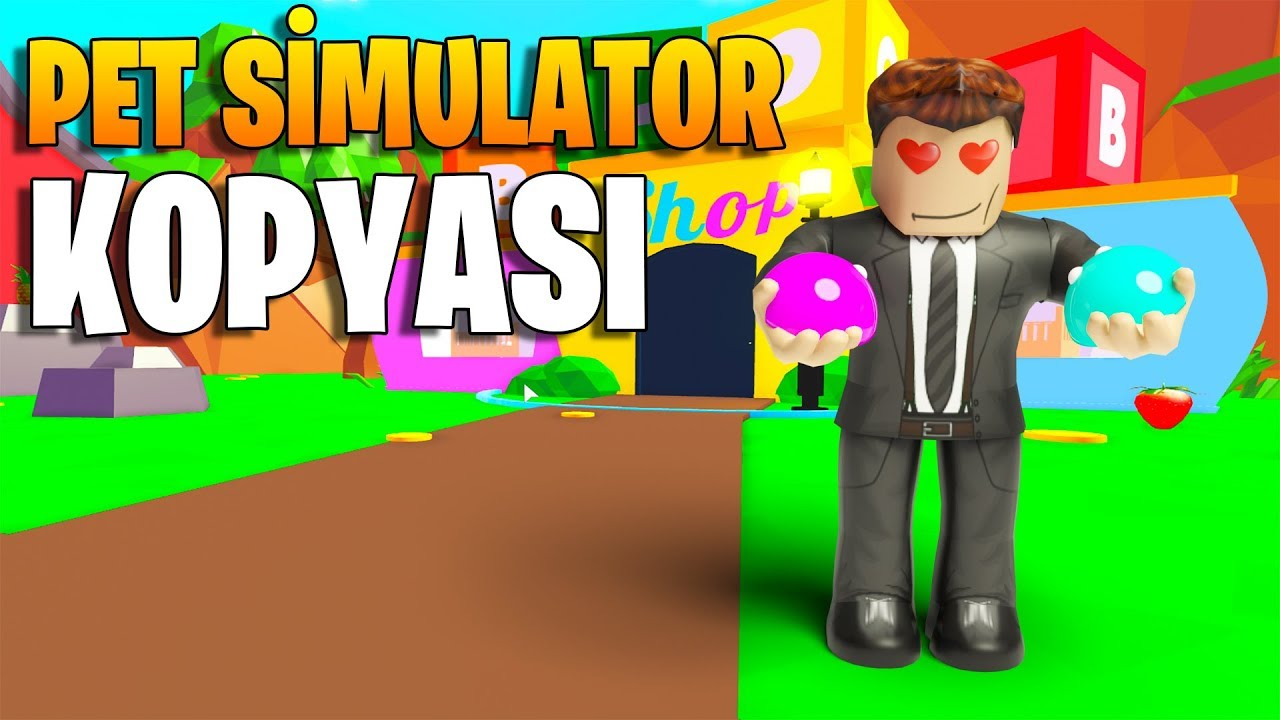???? Çakma Pet Simulator Oynuyoruz! ???? | Blob Simulator 2 | Roblox Türkçe