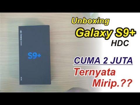 Unboxing + GIVEAWAY Samsung Galaxy S9 Indonesia - Di Batam Sudah Ada Gaes...!!!