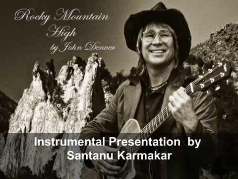 Rocky Mountain High - Instrumental